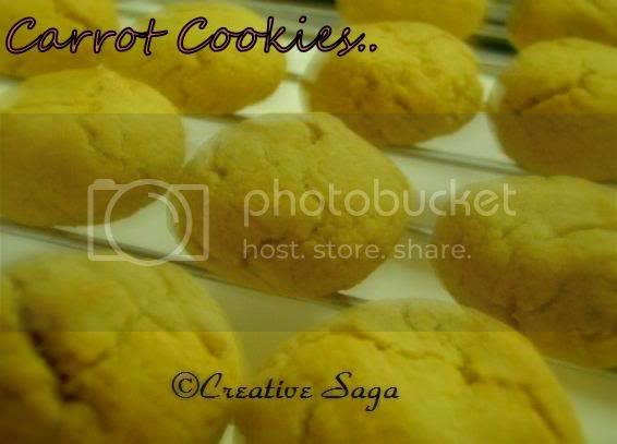Carrot cookies1